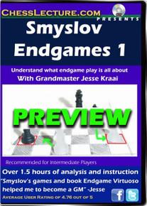 Smyslov Endgames 1