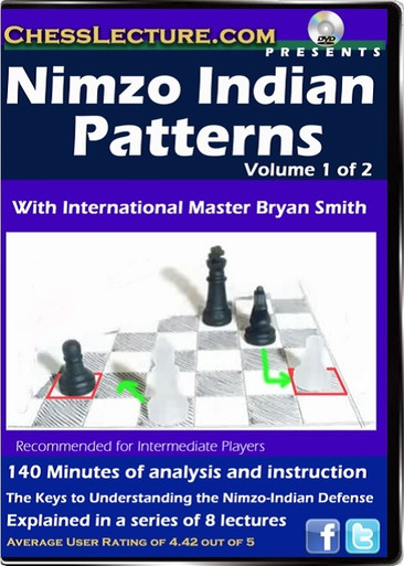 Nimzo Indian Patterns Volume 1 Front