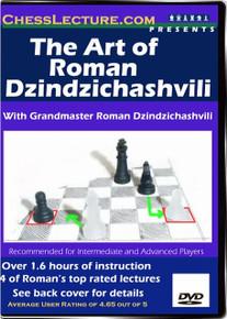 The Art of Roman Dzindzichashvili