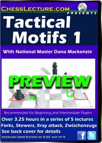 Tactical Motifs 1 Front Preview for thumbnail