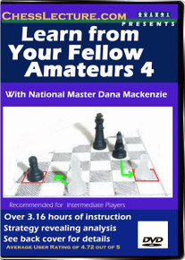 Learn from Your Fellow Amateurs 4