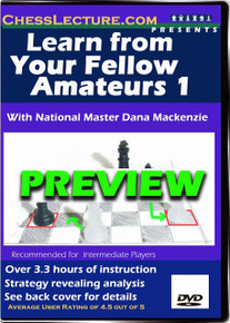 Learn From Your Fellow Amateurs Volume 1 Front Preview