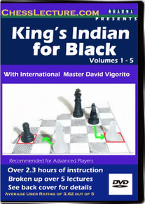 The King's Indian for Black