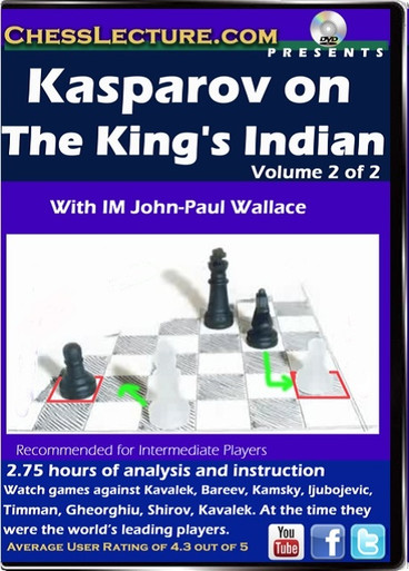 Kasparov On the King's Indian V1 F