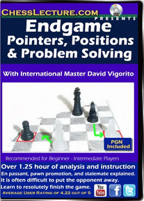 Endgame, Pointers Positions and Problem Solving F