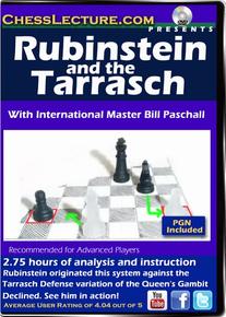 Rubinstein and the Tarrasch F
