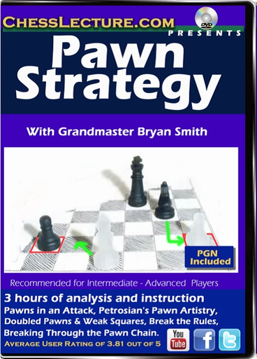 Pawn Strategy Front cover