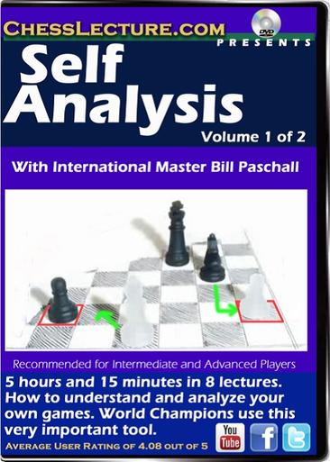 Self Analysis Volume 1 Front
