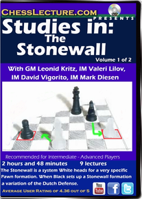Studies in: The Stonewall V1 Front