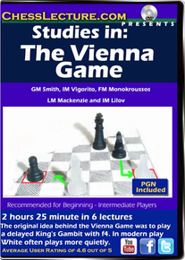 Studies in: The Vienna Game