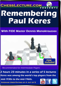 Remembering Paul Keres F