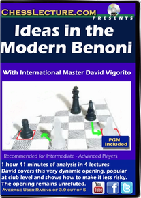 Ideas in the Modern Benoni Front Cover
