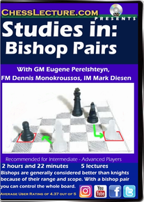 Studies in Bishop Pairs Front