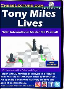 Tony Miles Lives Front