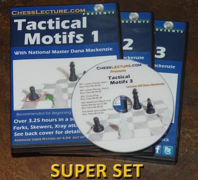 Tactical Motifs Super Set