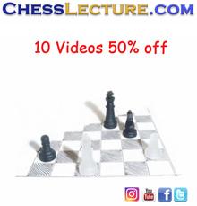 10 videos 50% off