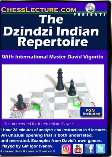 The Dzindzi Indian Repertoire Front