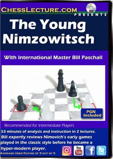 The Young Nimzowitsch Front