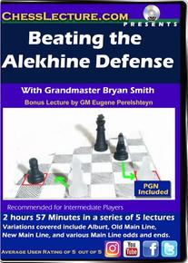 Beating the Alekhine Defense Front