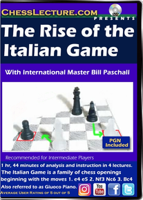 The Rise of the Italian Game Front cover