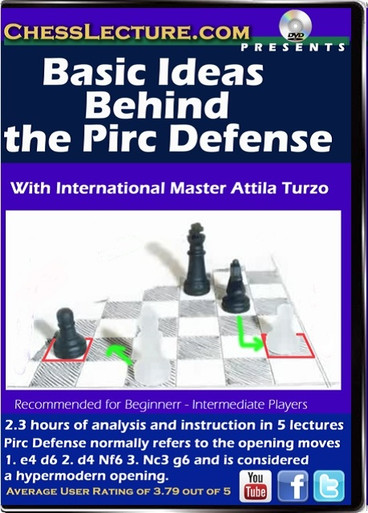The Basic Ideas Behind the Pirc Defense Front