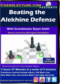 Beating the Alekhine Defense Front