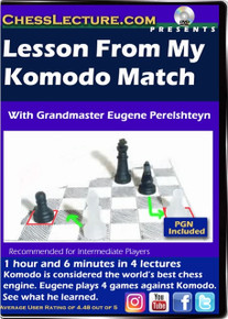 Lesson from My Komodo Match