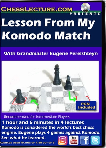 Lesson from my Komodo Match Front