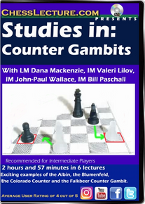 Studies in Counter Gambits Front