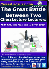 The Great Battle Between Two ChessLecture Lecturers