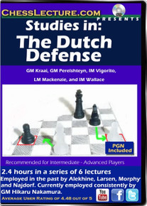 Studies in: The Dutch Defense