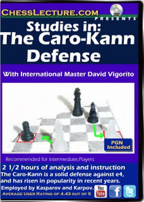 Studies in: The Caro-Kann Defense