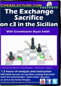 The Exchange Sacrifice on c3 in the Sicilian