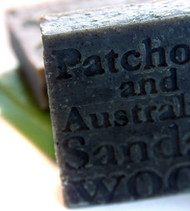 Patchouli oil, with its earthy tones, is calming and eases anxiety. This oil is suitable for all skin types. It is mainly used for healing skin problems such as eczema and dermatitis. The oil is steam extracted from the dried leaves of this tropical Asian bush. Sandalwood has been used for over 4000 years as a perfume, notably as incense. This soap is an excellent exfoliant as it is blended with both fine and coarse sandalwood powder. The powder comes from Australian grown sandalwood trees.
