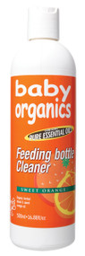 Ideal for cleaning your baby bottles, utensils, accessories and toys, Baby Bottle Cleanser is a safe way to clean and disinfect.