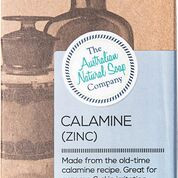 Made from the old time calamine recipe. Great for eczema & skin irritation. Zinc naturally calms red, itchy skin.