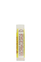A luscious moisturising lip balm with Certified Fair Trade coconut oil and pineapple fruit extract.