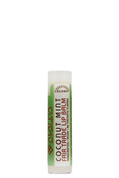 A luscious moisturising lip balm with virgin coconut oil and spearmint essential oil.