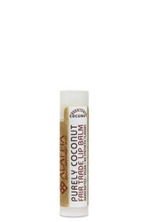 A luscious moisturising lip balm with virgin coconut oil and cocoa butter.