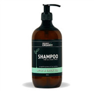Apple Green Tea, an uplifting brew of fruit and tea.  Uniquely Organics shampoo effectively cleans the hair without stripping it of its natural oils. Designed to purify and add nourishment to the scalp while giving you an uplifting cleaning experience.
