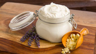 Come and join us making a naturally luscious body butter and scrub.  Divine smelling products made by you!  We will show you how.