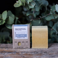 All of these spap bars are made with Extra Virgin Olive Oil and NO OTHER OILS. The lather of a pure olive oil (known as 'castile') soap is described as creamy or 'lotion like', which is exactly what you need when your skin is sensitive.