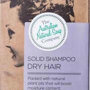 Solid Shampoo for Dry Hair 100g
