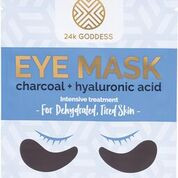 Enriched with activated coconut charcoal, plant-collagen, rose oil and oat peptide, 24K Goddess eye Masks are pore-refining and purifying, leaving the eye area looking and feeling hydrated, smooth and revitalised.