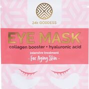 Collagen booster with hyaluronic acid for an intensive eye treatment.
