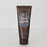 A pure clay with high absorbency and detoxifying properties.  Blended with coconut, olive oil and essential oils. It is particularly good for problem skin.  Apply with a wet facial brush or sponge and work to a rich lather with water, then rinse off. Use daily for a problem/oily skin or twice a week for drier or sensitive skin types. Use a toner and moisturiser afterwards.