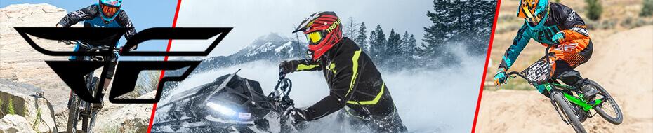Fly Racing Motorcycle Helmets & Gear