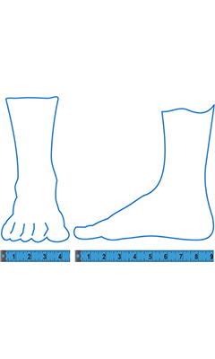 Youth Boot Size Chart
