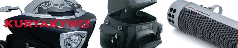 Kuryakyn Motorcycle Luggage & Accessories
