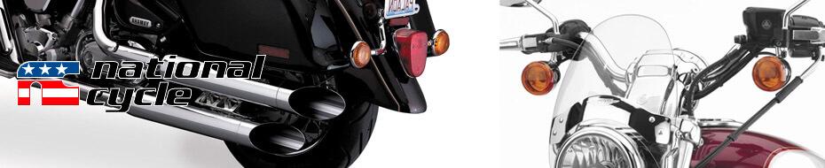 National Cycle Motorcycle Luggage